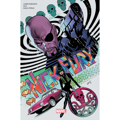 Nick Fury (VF)
