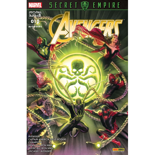 Avengers n°10 (VF)