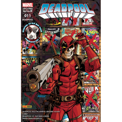 Deadpool nº11 (VF)