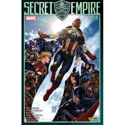 Secret Empire n°4 (VF)