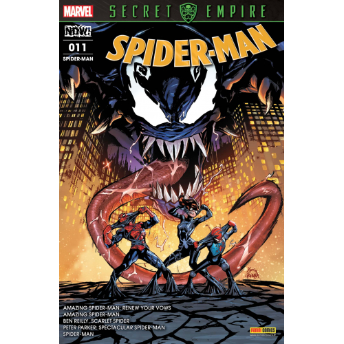 Spider-Man nº11 (VF)