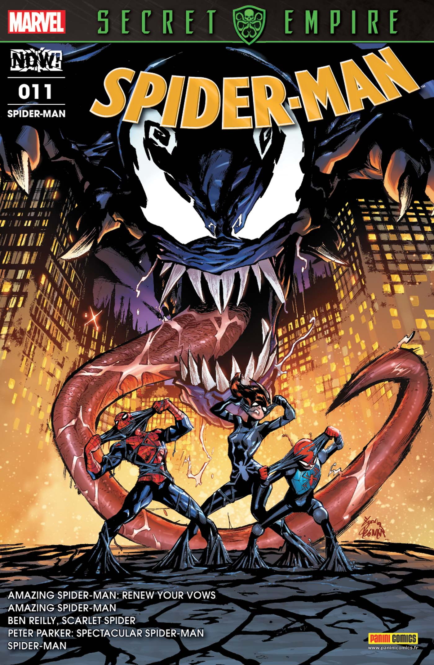 Spider-Man nº11 (VF)