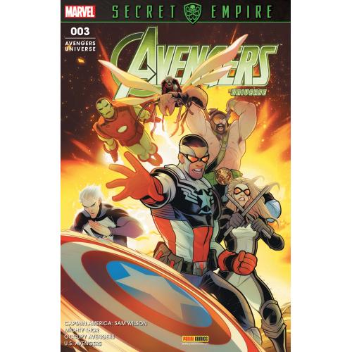 Avengers Universe n°3 (VF)