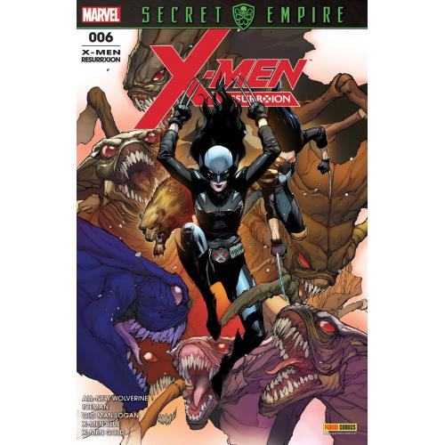 X-Men Resurrexion n°6 (VF)