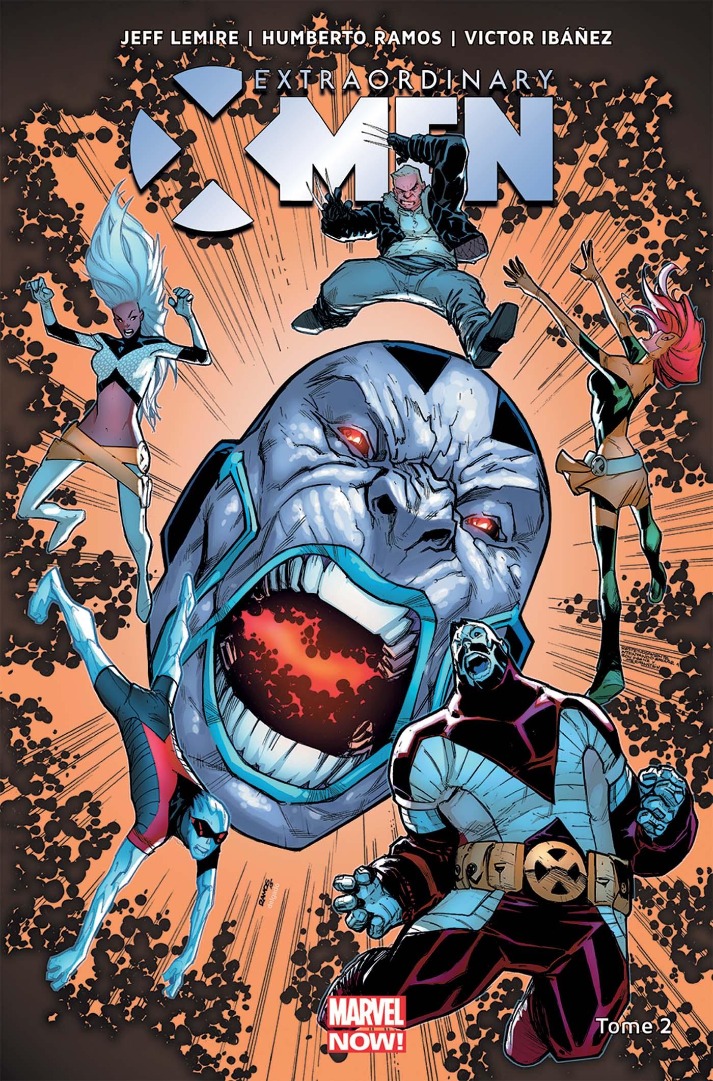 Extraordinary X-Men tome 2 (VF)