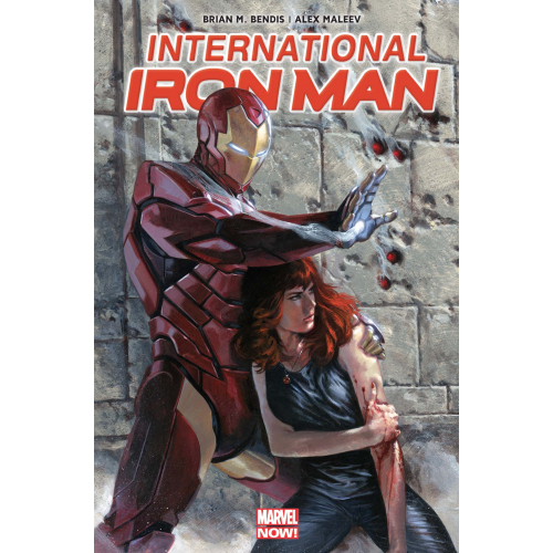 International Iron Man (VF)