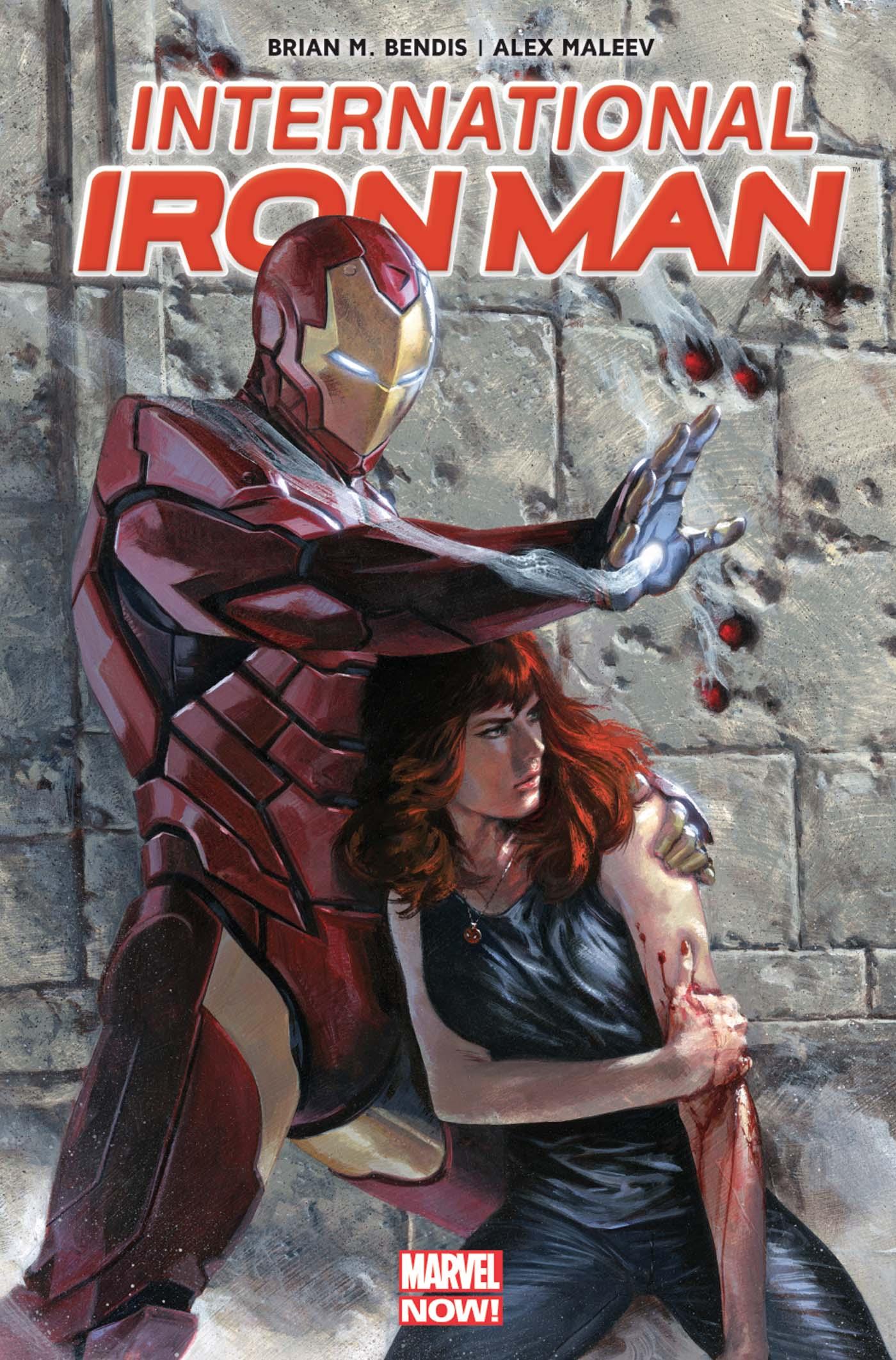 International Iron Man (VF)