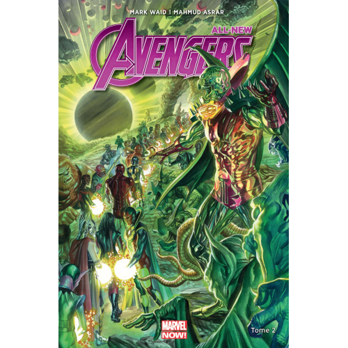 All New Avengers tome 2 (VF)