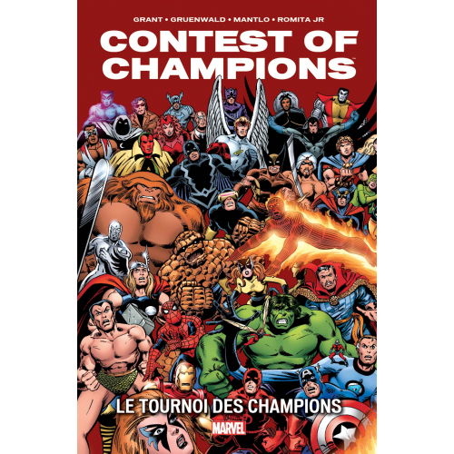 Contest of Champions (VF)