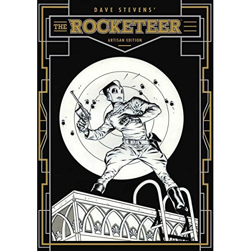 DAVE STEVENS' THE ROCKETEER ARTISAN EDITION (VO)
