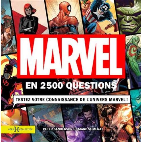 Marvel en 2500 questions (VF)
