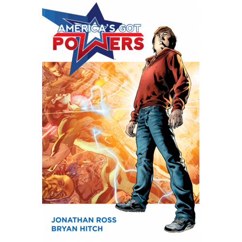 America's Got Powers TP (VO)