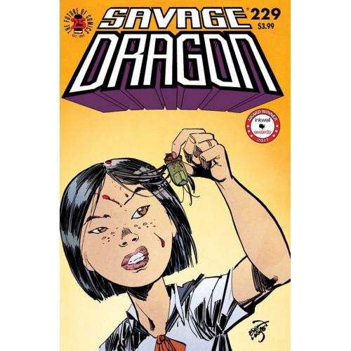 Savage Dragon 229 (VO)