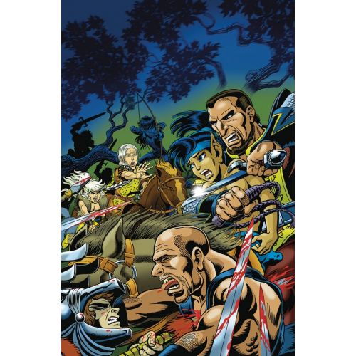 Elfquest The Final Quest 23 (VO)