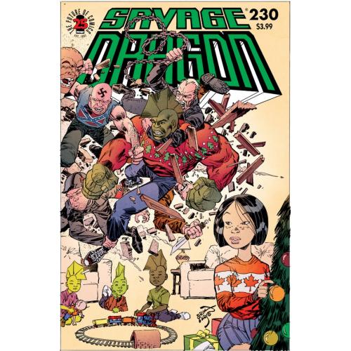 Savage Dragon 230 (VO)