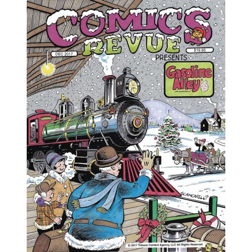 COMICS REVUE PRESENTS DEC 2017 (VO)