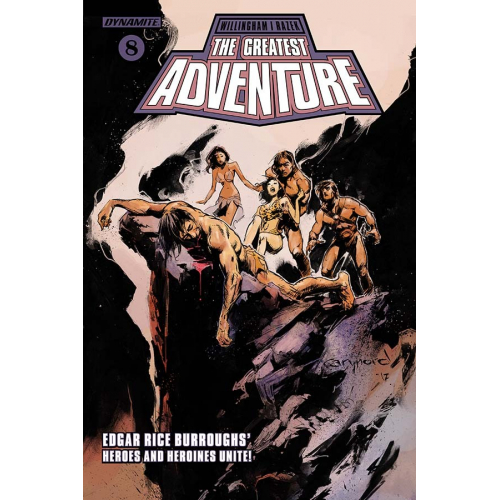 The greatest adventure 8 (VO)