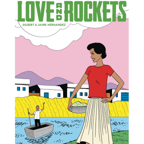 Love and Rockets Magazine 4 (VO)