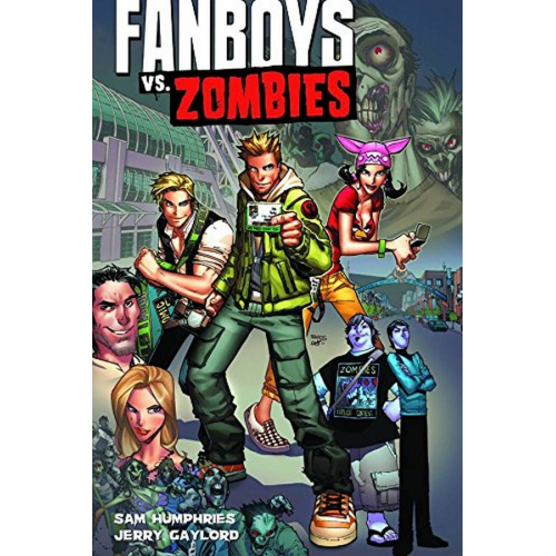 Fanboys Vs Zombies Vol.1 TP (VO)