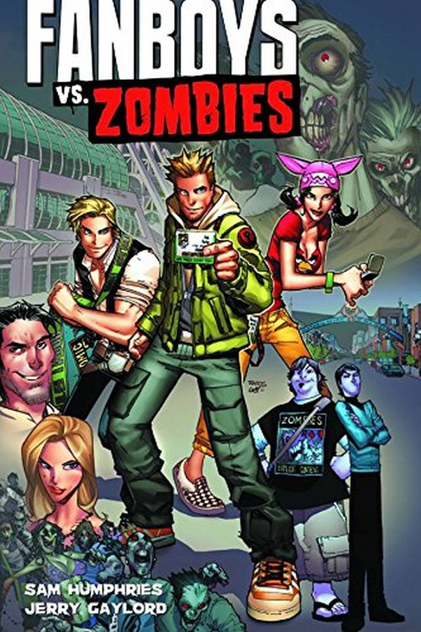 Fanboys Vs Zombies Vol.1 TP (VO)