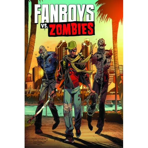 Fanboys Vs Zombies Vol.2 TP (VO)