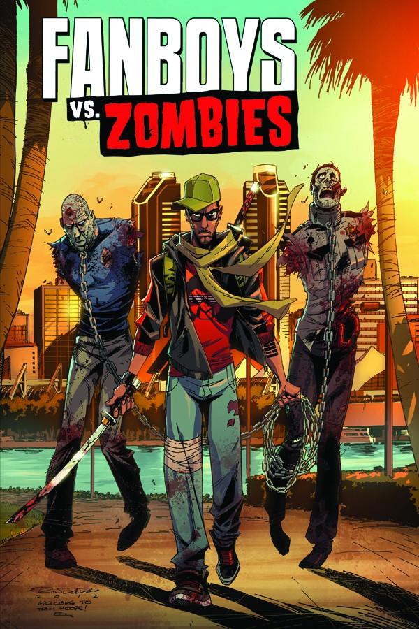 Fanboys Vs Zombies Vol.2 TP (VO)