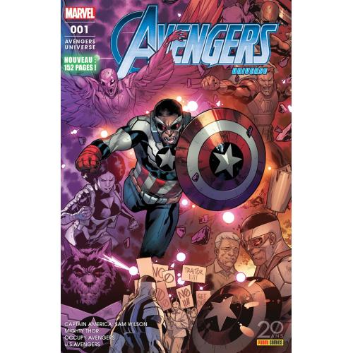 Avengers Universe n°1 (VF)