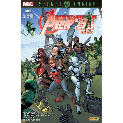 Avengers Universe n°2 (VF)