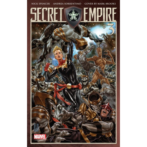 Secret Empire n°2 (VF)