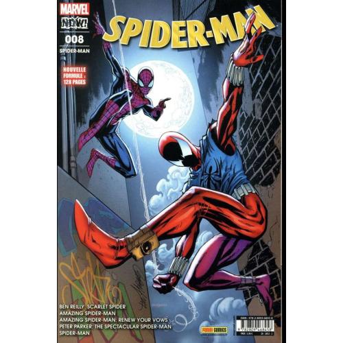 Spider-Man nº8 (VF)
