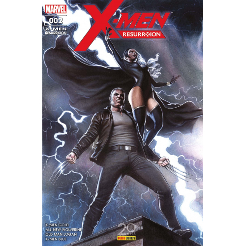 X-Men Resurrection n°2 (VF)
