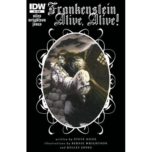 Frankenstein Alive 4 (VO)