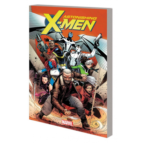 ASTONISHING X-MEN BY CHARLES SOULE TP VOL 01 LIFE OF X (VO)