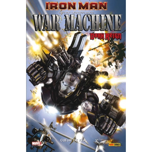 Iron Man - War Machine Tome 1 (VF)