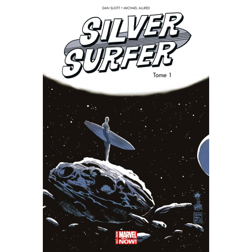Silver Surfer All New Marvel Now Tome 1 (VF)