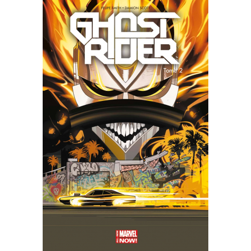 GHOST RIDER ALL NEW MARVEL NOW TOME 2 (VF)