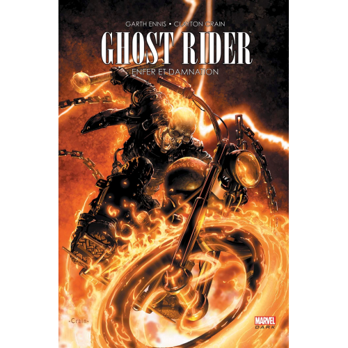 GHOST RIDER : ENFER ET DAMNATION (VF)