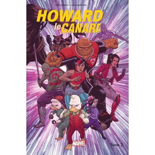 Howard le canard Tome 2 (VF)