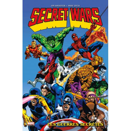 Les guerres secrètes (VF)