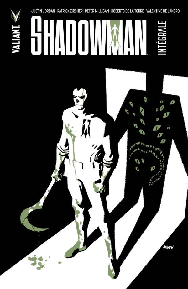 Shadowman Intégrale (VF)