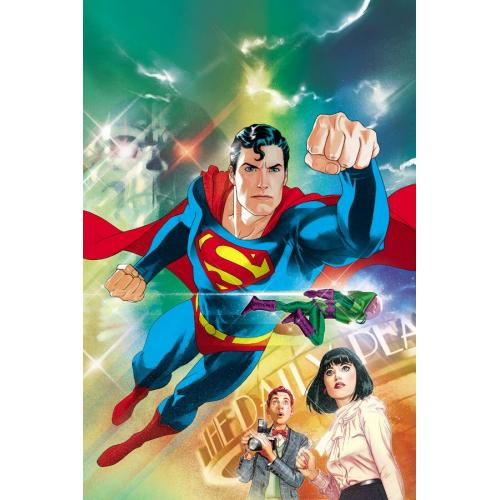Action Comics 1000 Joshua Middleton 1980s Variant (VO)