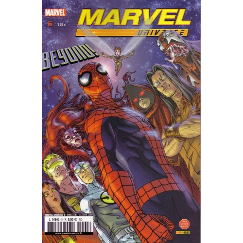 Marvel Universe 5. Beyond! (VF)
