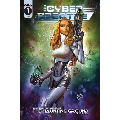 CYBER SPECTRE 1 (VO) Ale Garza - Joe Benitez Variant Cover