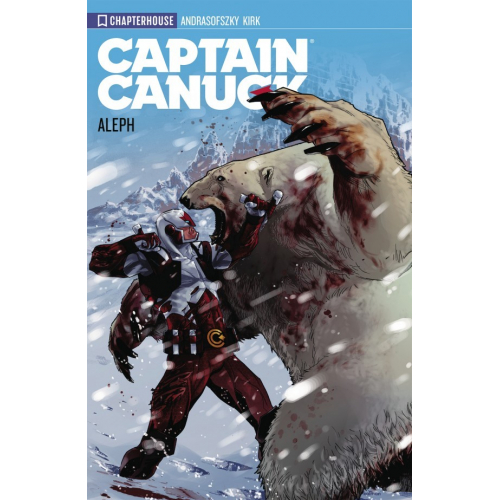 CAPTAIN CANUCK TP VOL 01 ALEPH (VO)