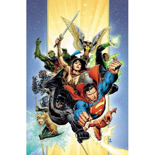 JUSTICE LEAGUE 1 (VO) Scott Snyder - Jim Cheung