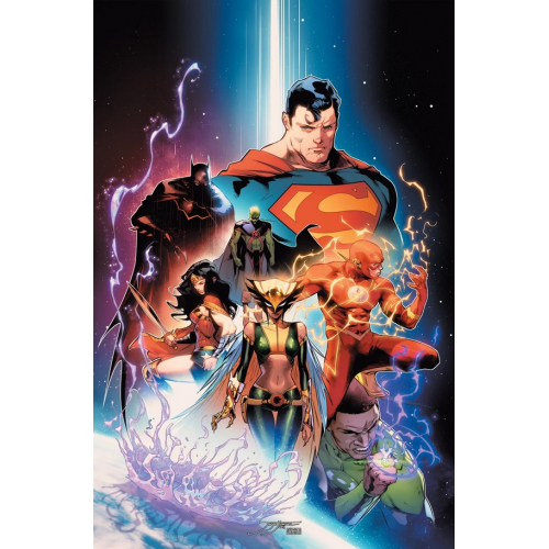 JUSTICE LEAGUE 2 (VO) Scott Snyder - Jorge Jimenez