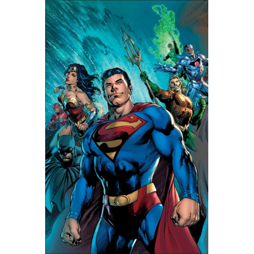 Man of Steel 1 (VO) Bendis - Ivan Reis