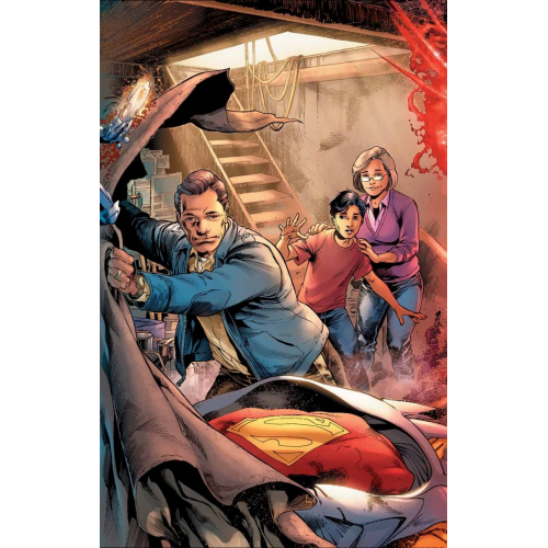 Man of Steel 1 (VO) Bendis - Reis