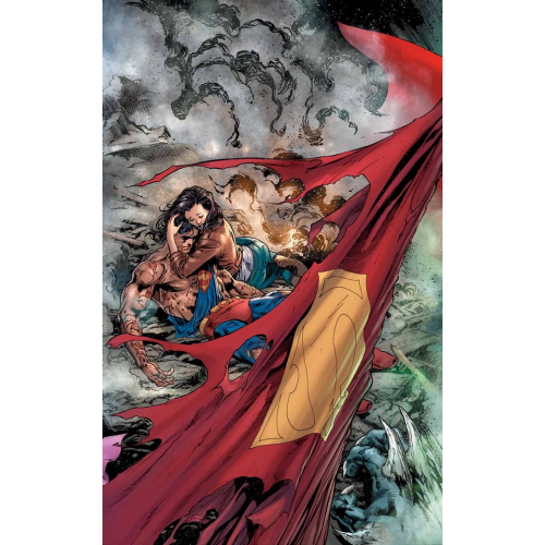 Man of Steel 4 (VO) Bendis - Kevin Maguire