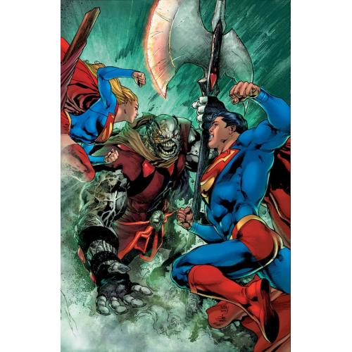 Man of Steel 6 (VO) Bendis - Jason Fabok